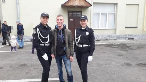 Екскурсія в Поліцію
