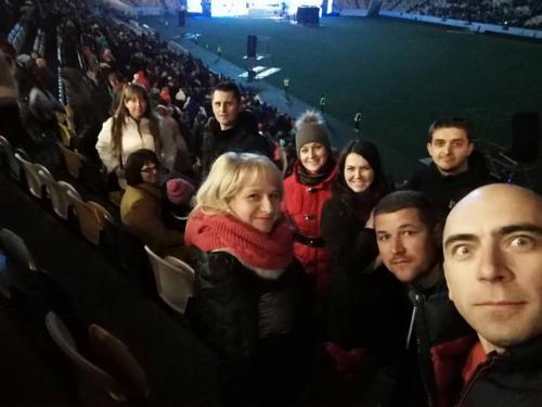 Разом з Nick Vujicic