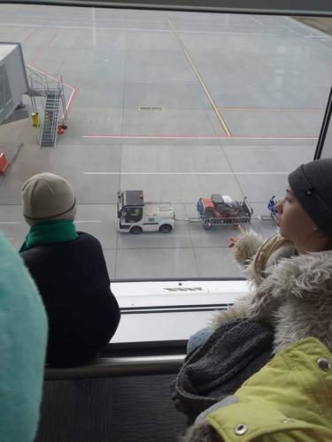 Профорієнтація. Аеропорт